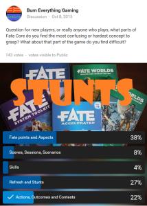 Fate Survey Stunts
