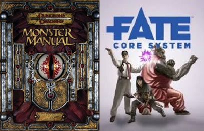 d and d fate core